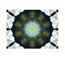 """GreenTanga Flower"" by Carter L. Shepard Art Print"