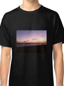Beach Sunset Classic T-Shirt