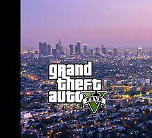 GTA V City Case by Kxnz