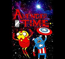 Avenger Time by duduvero