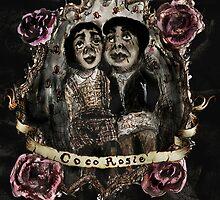 CocoRosie by SophieJewel