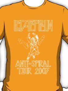 Gurren Lagann Anti-Spiral Tour 2007 T-Shirt
