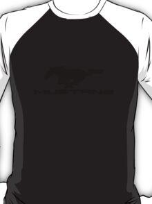 Ford Mustang Logo Tee T-Shirt