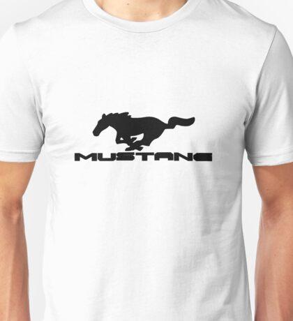 Ford Mustang Logo Tee Unisex T-Shirt