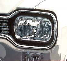 Mk.1 Ford Escort Headlamp by sidfox