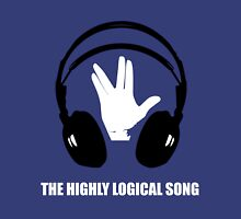 THE HIGHLY LOGICAL SONG Unisex T-Shirt