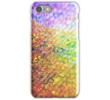 Halftone In the Flesh iPhone Case/Skin
