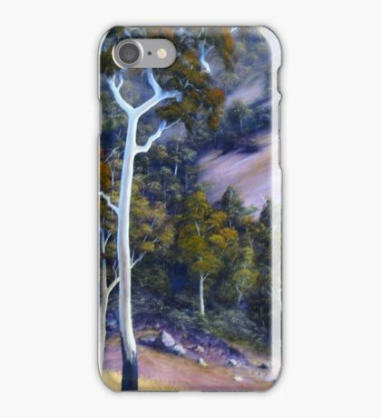 Sloping Hills iPhone Case/Skin