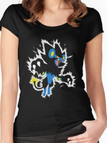 Luxray Women's Fitted Scoop T-Shirt