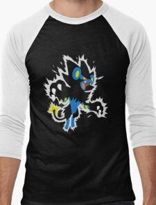 Luxray Men's Baseball ¾ T-Shirt