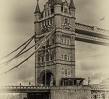Tower bridge - north tower by Wolfgang Zwicknagl Photography