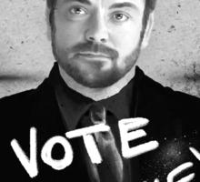 VOTE CROWLEY Sticker