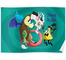 Chaos Buds! Poster