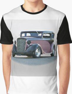 1935 Chevrolet Victoria Sedan Graphic T-Shirt