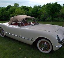 1954 Corvette  by TeeMack