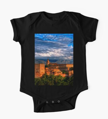 Alhambra HDR One Piece - Short Sleeve