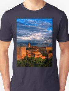 Alhambra HDR Unisex T-Shirt