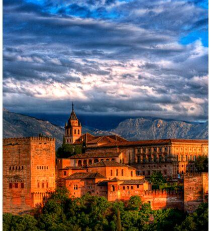 Alhambra HDR Sticker