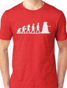 Evolution Dalek! Unisex T-Shirt