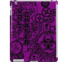 Volt Chaser (purple) iPad Case/Skin