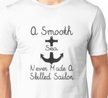 A Smooth Sea Unisex T-Shirt