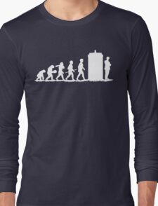 Evolution Doctor! Long Sleeve T-Shirt