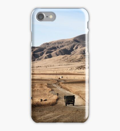 rural armenia iPhone Case/Skin