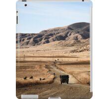 rural armenia iPad Case/Skin
