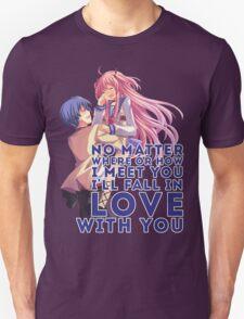 Yui and Hinata Unisex T-Shirt