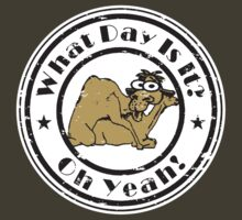 What Day Is It by Paducah