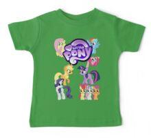 My Little Pony - Mane Cast Baby Tee