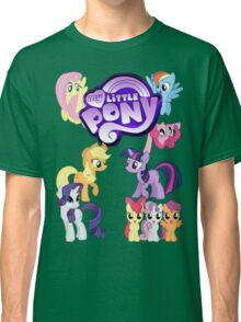 My Little Pony - Mane Cast Classic T-Shirt