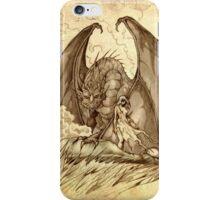 Game of Thrones - Daenarys & Drogon iPhone Case/Skin