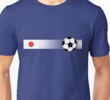 Football Stripes Japan Unisex T-Shirt