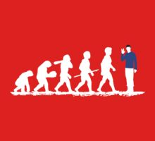 Evolution Spock! Baby Tee