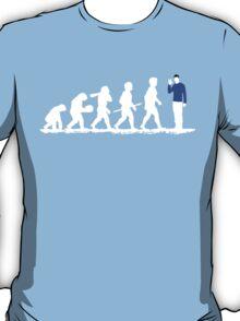 Evolution Spock! T-Shirt