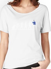 Evolution Spock! Women's Relaxed Fit T-Shirt