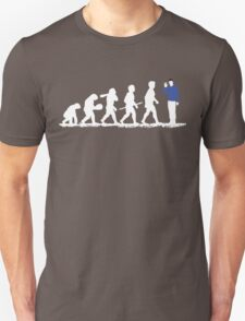 Evolution Spock! T-Shirt