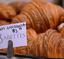 Babette's Croissant by Karen Jayne Yousse
