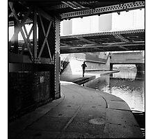 jogger •london, uk •2013 Photographic Print