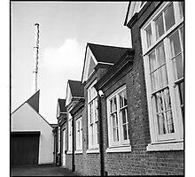 chimney • london, uk •2013 Photographic Print