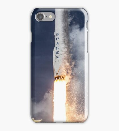 SpaceX ORBCOMM iPhone Case/Skin