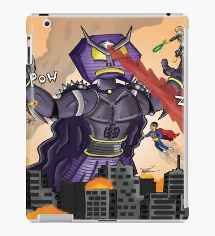 Robot Ramage (TC Adventures) iPad Case/Skin