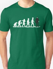 Evolution Borg! Unisex T-Shirt