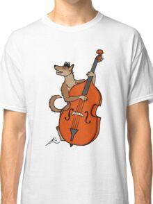 Ding, Rockabilly Bass Classic T-Shirt