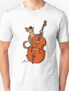 Ding, Rockabilly Bass T-Shirt