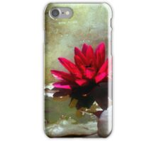 Water Lily iPhone, iPod & Samsung Galaxy Case iPhone Case/Skin