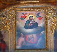 Religious art by adorel33