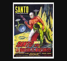 Santo vs. the martian invasion Unisex T-Shirt