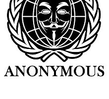 Anonymous Guy Fawkes Globe by kwg2200
